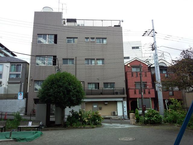 売り倉庫付き住宅 横浜ベイビュー