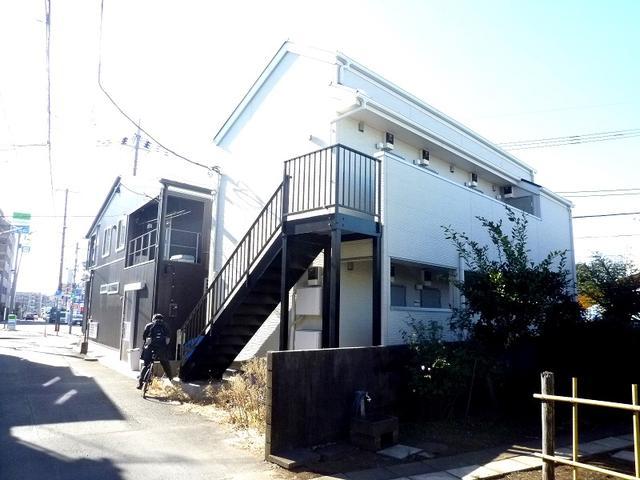売り築浅アパート フルセイル東恋ヶ窪